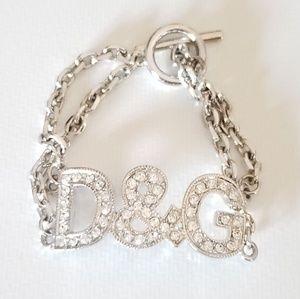 D&G Rhinestones Fashion Bracelet